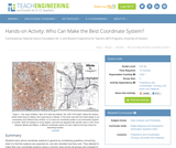 Who Can Make the Best Coordinate System?