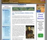 11c. The Inca Empire: Children of the Sun