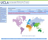 UCLA Language Materials Project