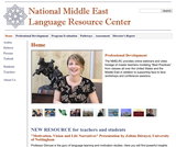 National Middle East Language Resource Center