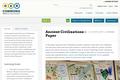 Ancient Civilizations – Paper