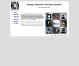 Disaster Dynamics