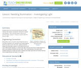 Needing Illumination: Investigating Light