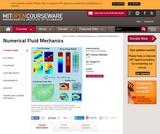 Numerical Fluid Mechanics, Spring 2015