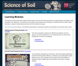 Science of Soil