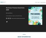 Business Finance Essentials 2021