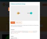 Collisions and Kinetic Energy