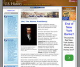19d. The Adams Presidency