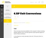 6.RP Unit Conversions