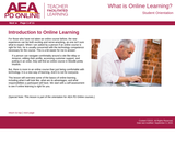 Being a Successful Online Learner
