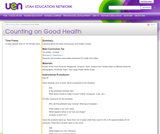 Counting on Good Health