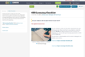 OER Licensing Checklist