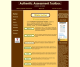 Authentic Assessment Toolbox