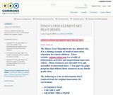INNOVATION ELEMENTARY PILOT REMIX