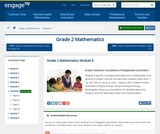 Grade 2 Module 6: Foundations of Multiplication and Division