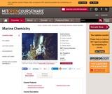 Marine Chemistry, Fall 2006