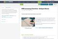 OER Licensing Checklist - GoOpen Remix