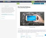Pre-Calculus Pathway