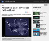 Antarctica: Larsen Pre-shot