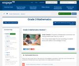 Grade 3 Mathematics Module 1