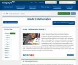Grade 5 Math Module 1