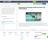Parental Care | Ecology and Environment | the virtual school