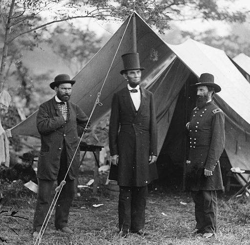 Lincoln's Speech Addressing The Civil War & National Situation