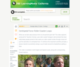 Centripetal Force: Roller Coaster Loops