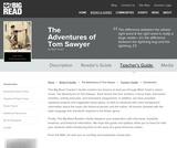The Adventures of Tom Sawyer by Mark Twain - Teacher's Guide