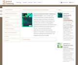 Advanced Mathematical Models and Applications