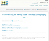 Academic IELTS writing Task 1 course (Line graph)