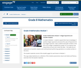 Grade 8 Mathematics Module 1: Integer Exponents and Scientific Notation
