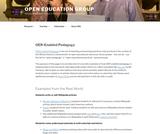 OER-Enabled Pedagogy