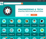 BrainPOP Technology: Innovations, Invention, and Discoveries