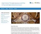 Arab Culture Through Literature and Film: Religious Expression