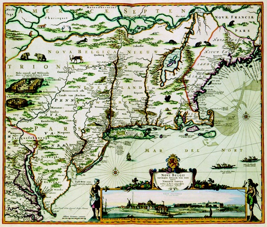 Colonial Rivalries: Dutch and French Colonial Ambitions