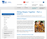 Fitting Shapes Together: 2.25 - Parts 1 and 2
