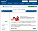 Grade 7 Module 6: Geometry