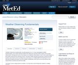Weather Observing Fundamentals