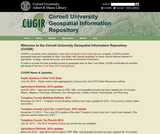 Cornell University Geospatial Information Repository