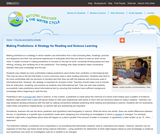 Making Predictions: A Strategy for Reading and Science Learning