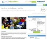 Design a Solar City