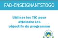 Utiliser les TIC pour atteindre les objectifs du programme