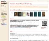Gutenberg Project