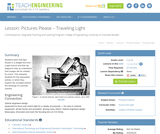 Pictures Please: Traveling Light