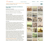 Calisphere Themed Collection - 1780-1880: California in Transition: Early California Exploration and Settlement, 1780s-1830s