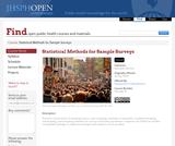 Statistical Methods for Sample Surveys