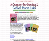School-Home Links Reading Kit