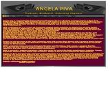 Angela Piva's Biography