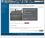 Modern Irish History from 1800 to present, Spring 2008